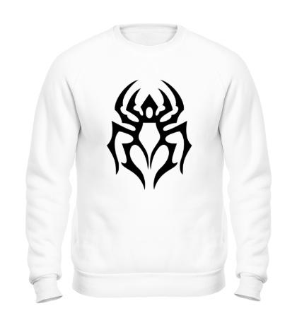 Свитшот Символ паука