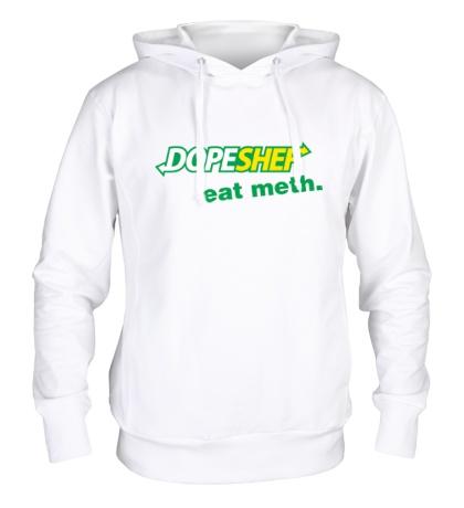 Толстовка с капюшоном Dope Shef, Eat Meth
