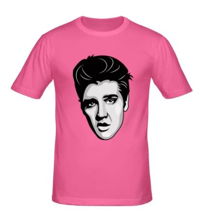 Мужская футболка Элвис Пресли