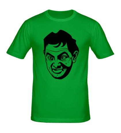 Мужская футболка Мистер Бин