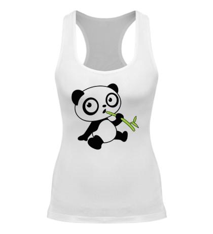 Женская борцовка Панда малыш