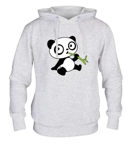 Толстовка с капюшоном Панда малыш