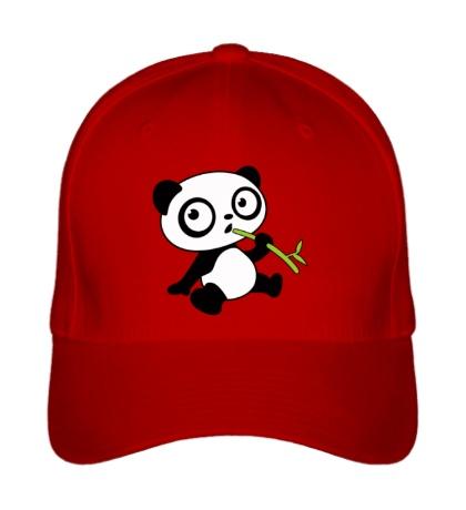 Бейсболка Панда малыш