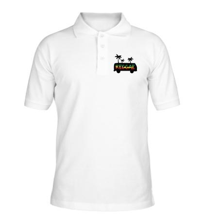 Рубашка поло Reggae