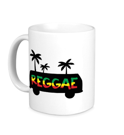 Керамическая кружка Reggae