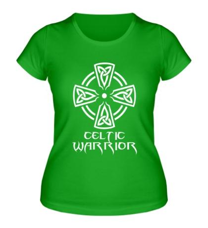 Женская футболка Celtic Warrior