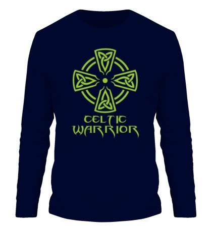 Мужской лонгслив Celtic Warrior