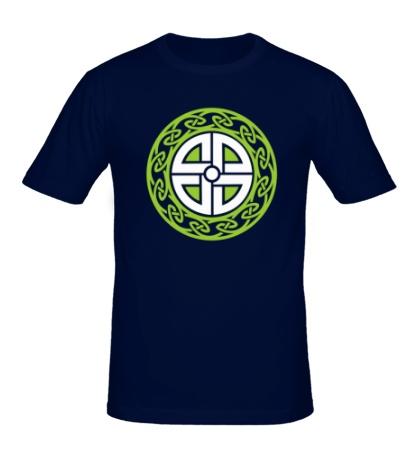 Мужская футболка Кельтская руна