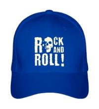 Бейсболка Rock and Roll Glow
