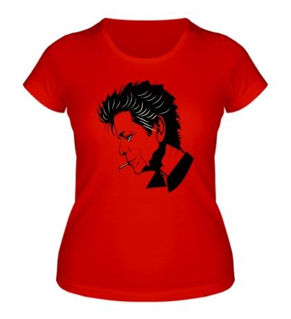 Женская футболка Lou Reed