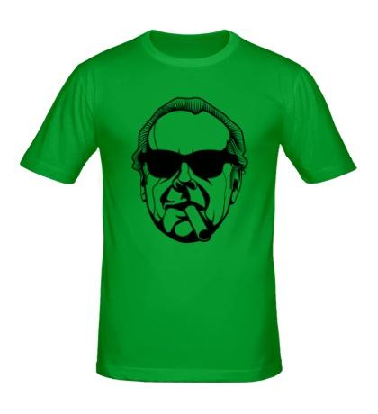 Мужская футболка Джек Николсон