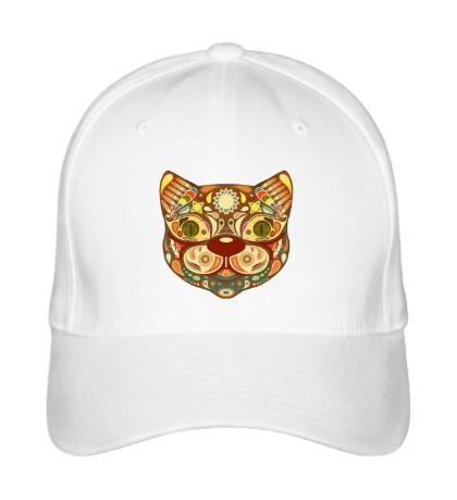 Бейсболка Декоративная кошка