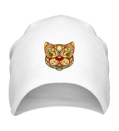 Шапка Декоративная кошка