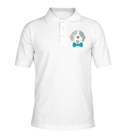 Рубашка поло Ученная собака