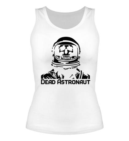 Женская майка Dead Astronaut