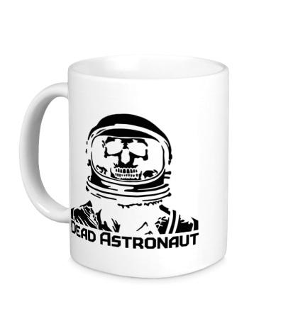 Керамическая кружка Dead Astronaut