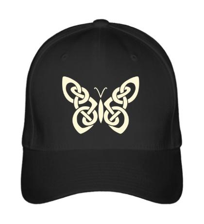 Бейсболка Кельтская бабочка, свет