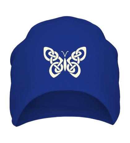 Шапка Кельтская бабочка, свет