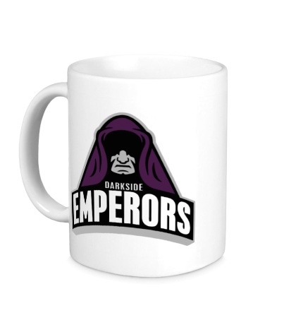 Керамическая кружка Darkside Emperors