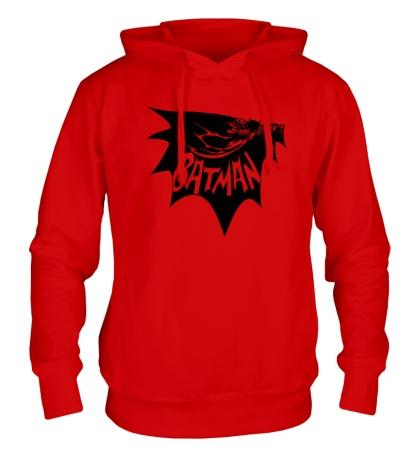 Толстовка с капюшоном Dark Batman