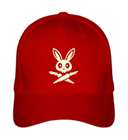 Бейсболка Кролик-пират, свет