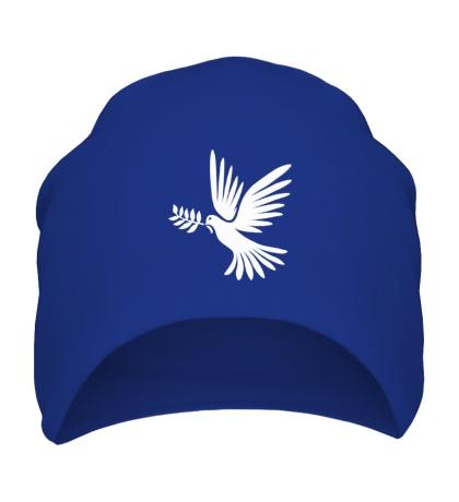 Шапка Голубь мира