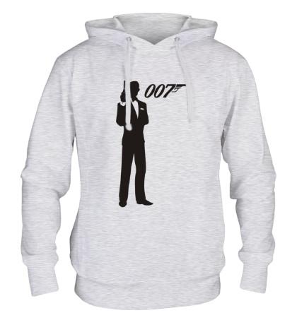 Толстовка с капюшоном 007