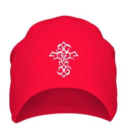 Шапка Тату-крест