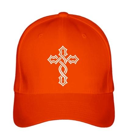 Бейсболка Татуированный крест
