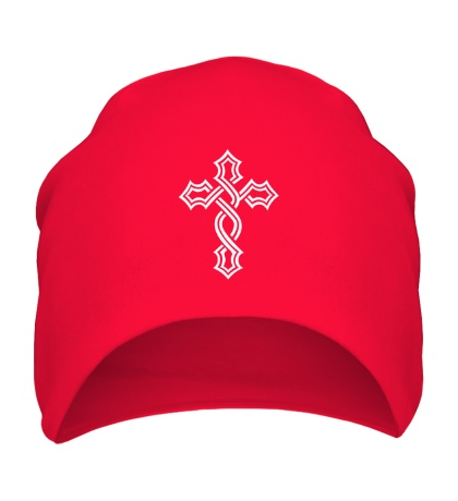Шапка Татуированный крест
