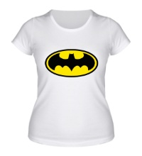 Женская футболка Бэтмен