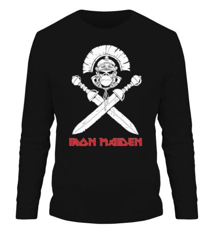 Мужской лонгслив Iron Maiden