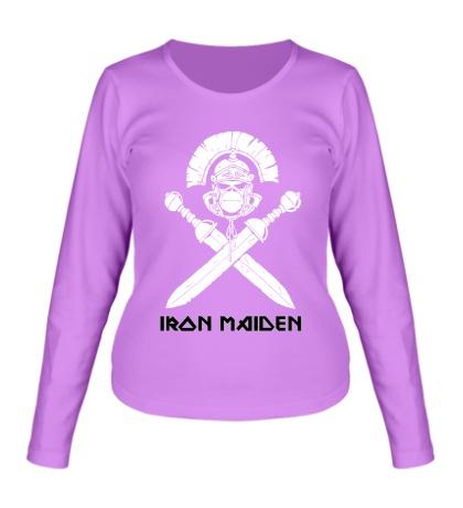Женский лонгслив Iron Maiden
