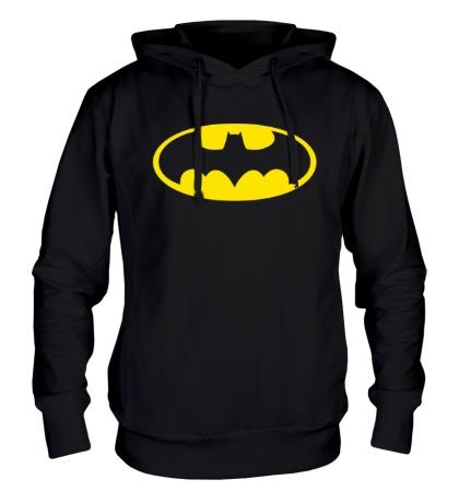 Толстовка с капюшоном Бэтмен