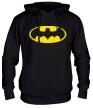 Толстовка с капюшоном «Бэтмен» - Фото 1
