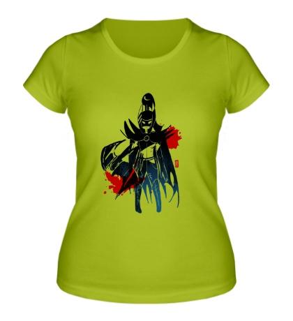 Женская футболка Phantom Assassin