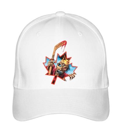 Бейсболка Iron Maiden: Canadian