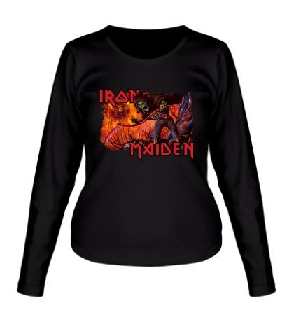 Женский лонгслив Iron Maiden: From Fear To Eternity