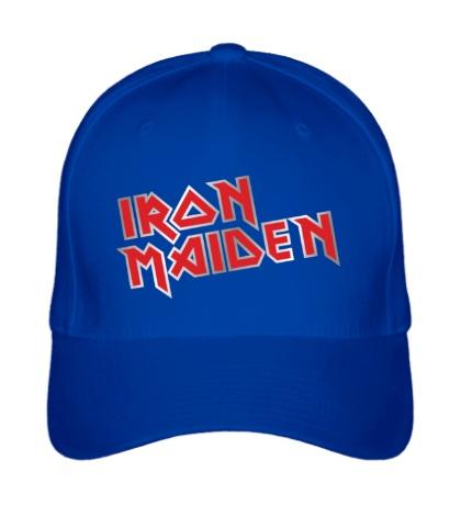 Бейсболка Iron Maiden Metal Logo