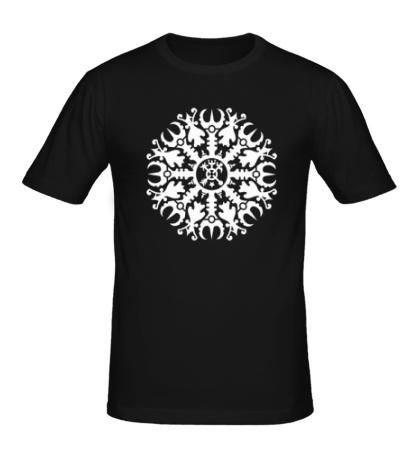 Мужская футболка Защитная руна