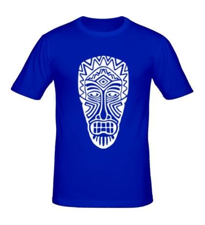 Мужская футболка Маска аборигенов