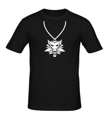 Мужская футболка Амулет оборотней