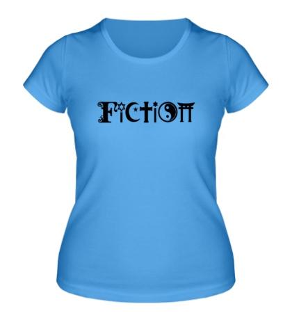 Женская футболка Religion Fiction