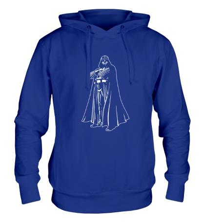 Толстовка с капюшоном Darth Vader