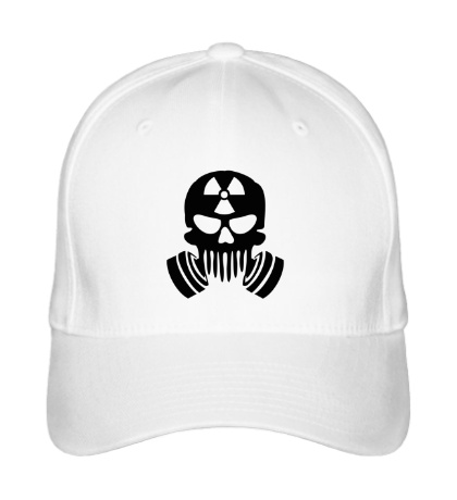 Бейсболка Радиоактивный череп