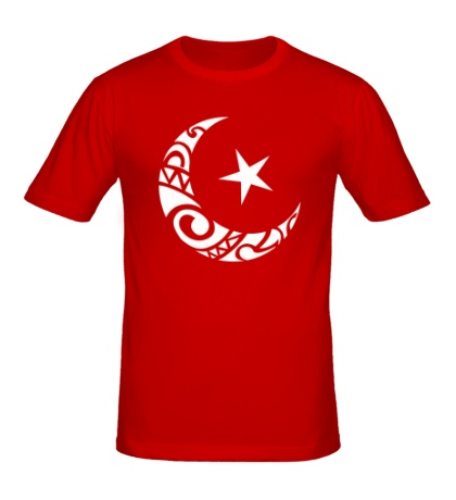 Мужская футболка «Исламский символ»