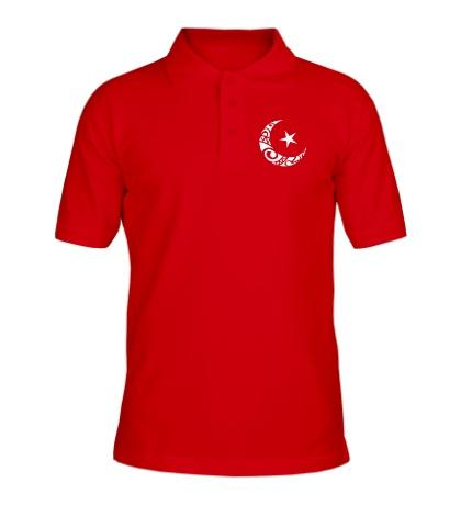 Рубашка поло Исламский символ