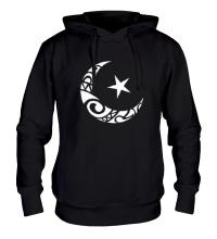 Толстовка с капюшоном Исламский символ