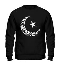 Свитшот Исламский символ