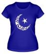 Женская футболка «Исламский символ свет» - Фото 1